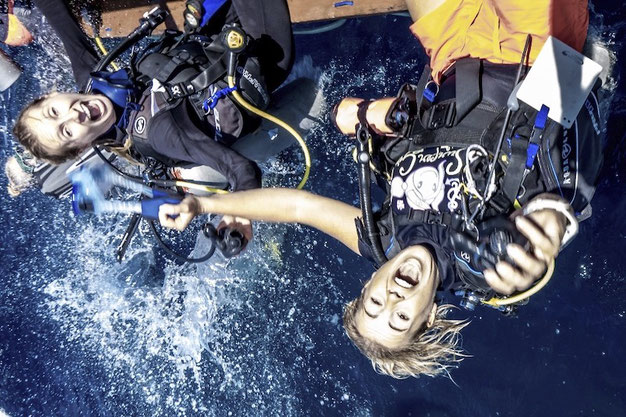 Photo from Girls that Scuba day in Gili T, Indonesia!