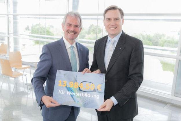 Karl Wilfing, Christoph Kaufmann