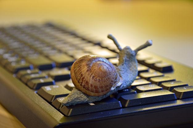 langsamer PC