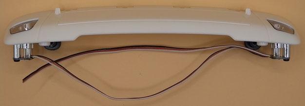 オリジナルと交換したルーフライトボード