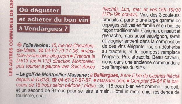"""Guide du Routard """"Montpellier et son agglomération"""""""