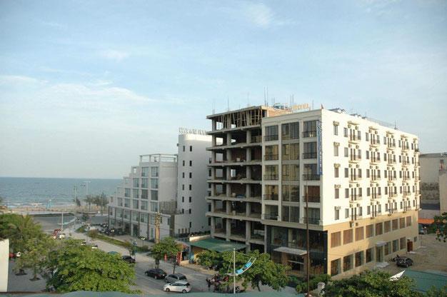 Khách sạn Sầm Sơn ở bãi tắm B