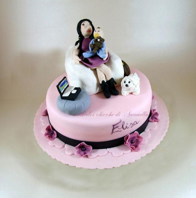 fashion-woman-dolci-torte decorate-compleanno-la spezia-liguria