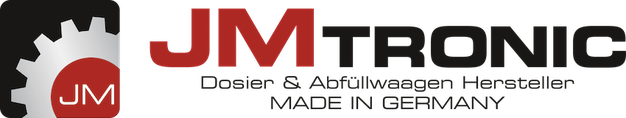 Logo JMTronic Dosier- und Abfüllwaagen-Hersteller