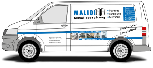 Maliqi Metallbau Service