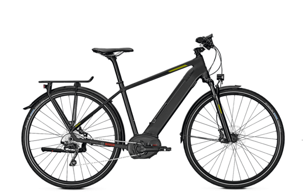 Raleigh Kent 10 - City e-Bike / Trekking e-Bike - 2018