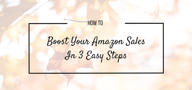 Boost Amazon Sales