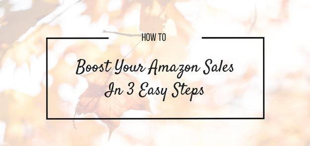 Boost Amazon Sales