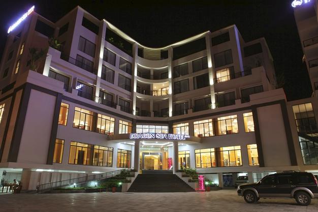 Khách sạn Sầm Sơn ở bãi tắm A