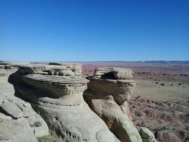 Bild: Utah, HDW-USA, Roadtrip, Amerika, Mister T. und der Weiße Büffel