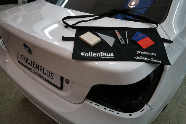 Fahrzeugfolierung FolienPlus