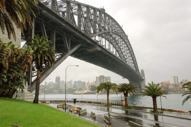 Sydney, Australien, Harbour Bridge