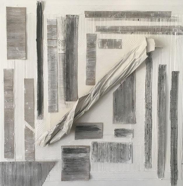 # 193-2021-02-W20 - Acryl-Pappe-Leinwand - 80x80 cm