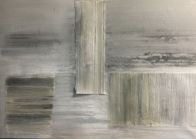 # 188-2021-02-G03 - Acryl-Pappe-Leinwand - 100x70 cm
