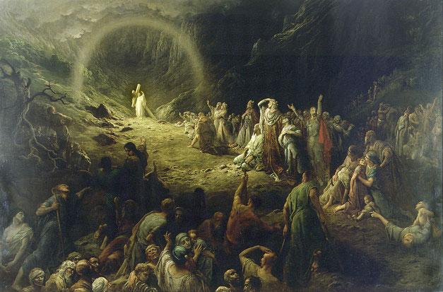Gustave Doré La valle delle lacrime (1883)