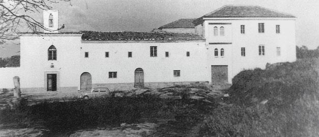 convento Padri Cappuccini di Larino nel 1958