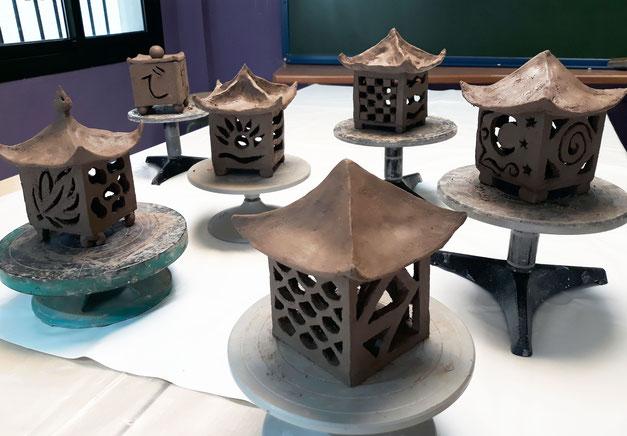Sábado cerámica japonesa