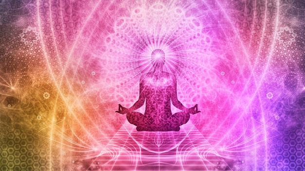 Aura, Energiefeld, Meditation
