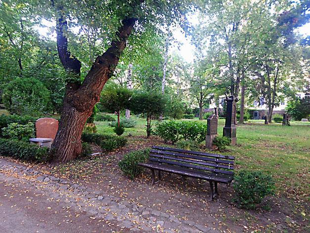 Friedhof Berlin Prenzlauer Berg