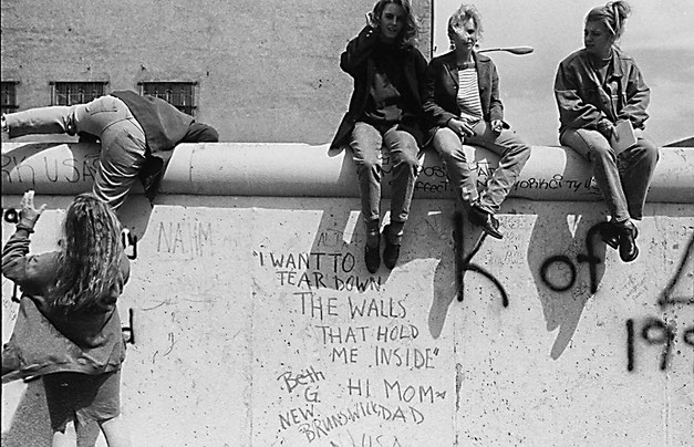 Friedliche Revolution 1989 Berlin Prenzlauer Berg