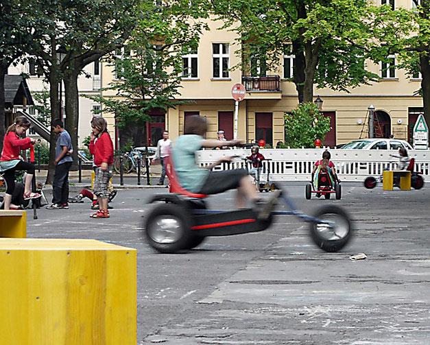 Spielstraßen in Berlin