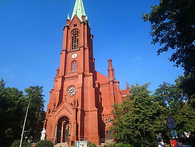 Gethesemanekirche Berlin Prenzlauer Berg