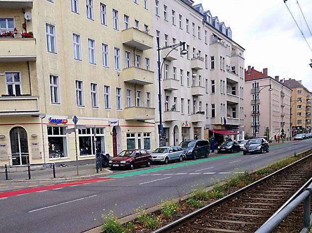 Greifswalder Straße Berlin Prenzlauer Berg