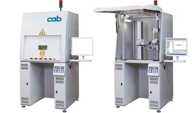 Lasersystem cab LSG 100