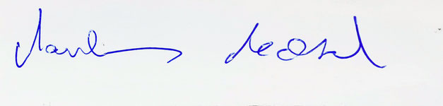 Markus Meckel, Foreign Minister, later Member of the German Bundestag (1990-2009) for the Social Democratic Party, studied Theology, Autograph by Mail