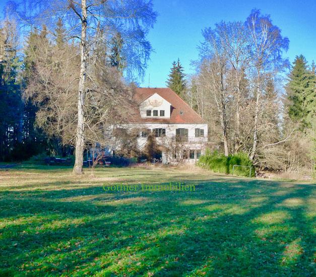 Herrenhaus, Landsitz in Oberbayern kaufen