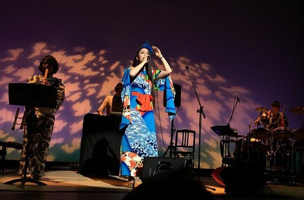 品川で開催されたミオウのワンマンライブの写真