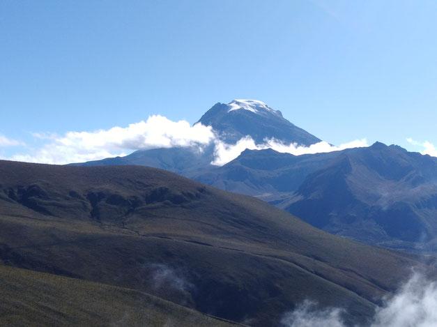 Vulkan Tolima Los Nevados Nationalpark Trekking Wandern geführt deutsch Tour individuell