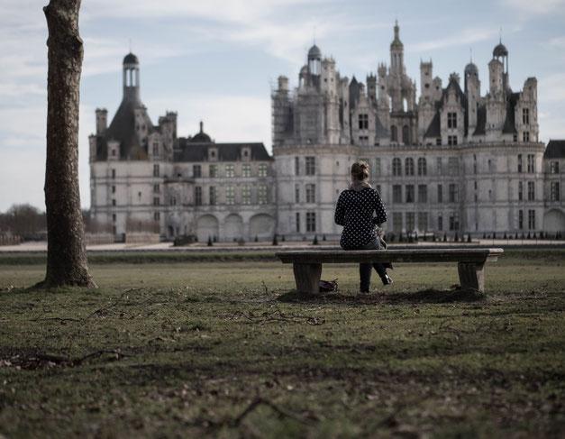 Photographe le Mans - reportage photos Château de Chambord