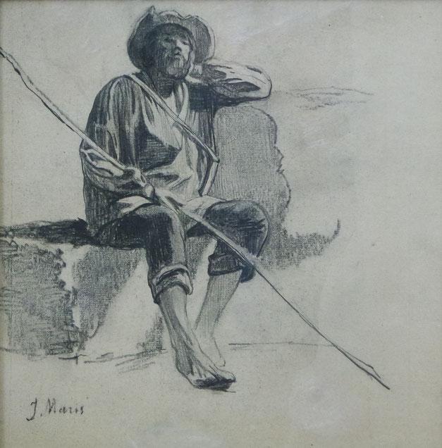 te_koop_aangeboden_een_houtskooltekening_van_de_nederlandse_kunstschilder_jacob_maris_1837-1899_haagse_school