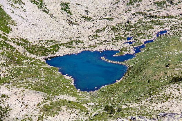 Le mignon petit Lac Estagnol.
