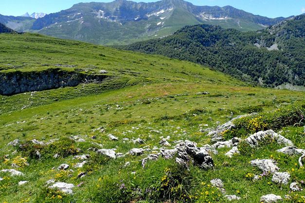 Le Col de Quiala.