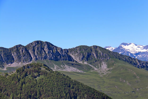 Le Col de Lallène.