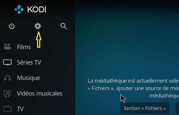 Regarder les chaînes TV gratuitement avec Catch-Up TV & More sur Kodi