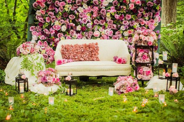 decoracion vintage boda