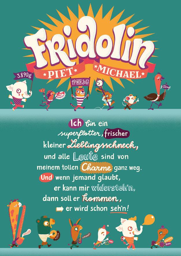 Fridolin, www.juliakerschbaumer.com