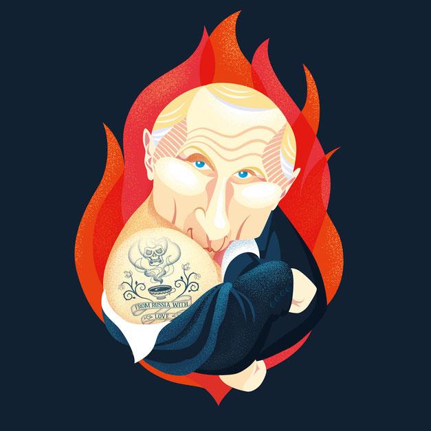 The hottest man alive, www.juliakerschbaumer.com