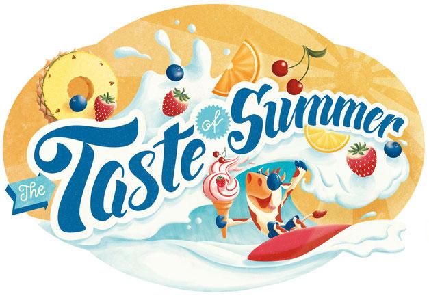 The taste of summer, www.juliakerschbaumer.com
