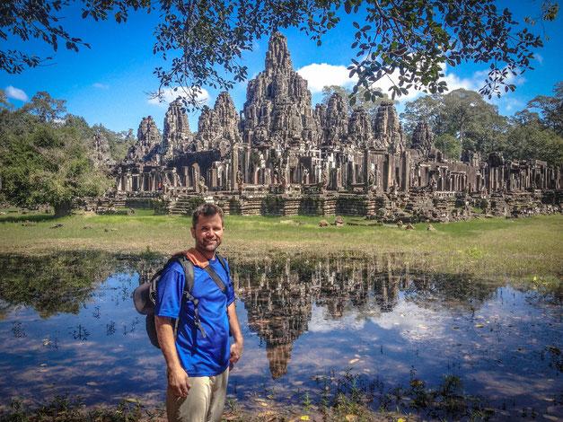 Bayon Temple | Cambodia