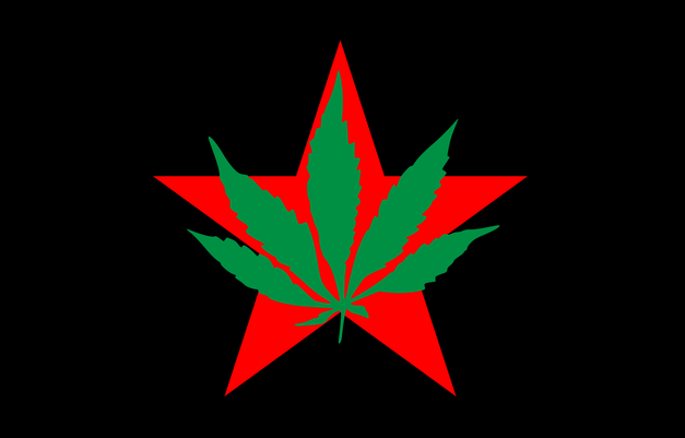 イッピー党の旗