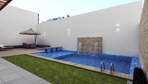 Remodelaciones construcci n de albercas en monterrey for Construccion de piscinas en monterrey