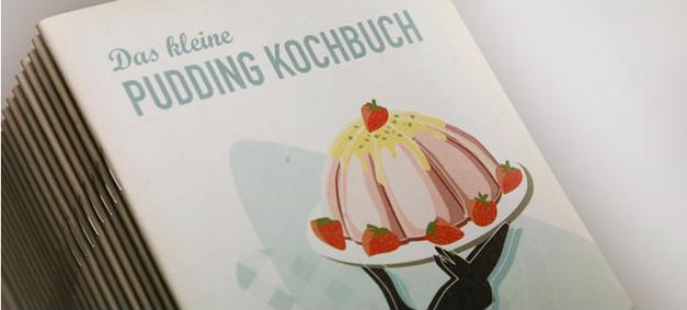 Das kleine Pudding Kochbuch - JOSEKDESIGN (HRSG.)
