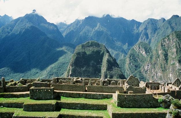 Eine Besichtigung der sagenumwobenen Inkaruinen Machu Picchu ist das highlight einer Reise nach Peru