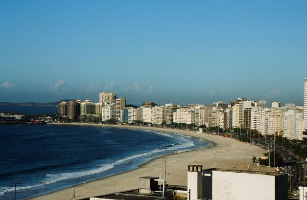 Eine Reise nach Peru beginnt stets in Lima