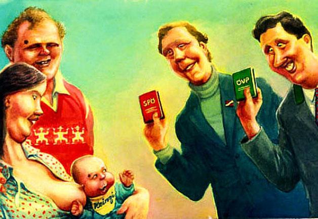 Socialdemokratiets og de konservative på jagt efter nye medlemmer ...