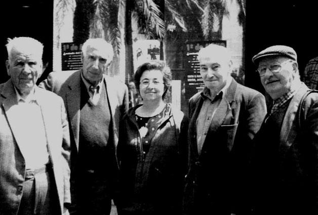 Anarkistiske veteraner i Barcelona, maj 1998